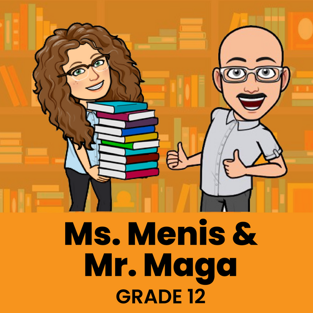 Ms. Menis & Mr. Maga