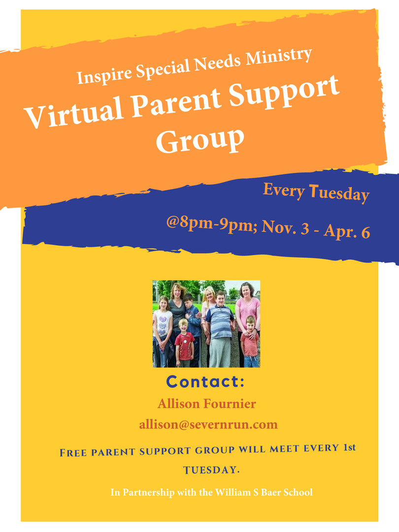 Virtual Parent Support Group