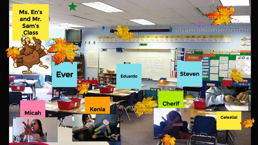 Ms. En & Mr. Sam's Class