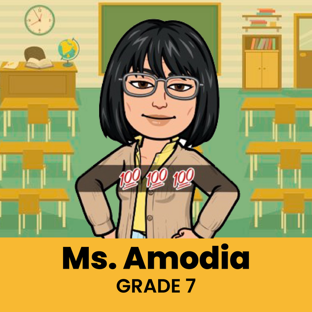 Ms. Amodia