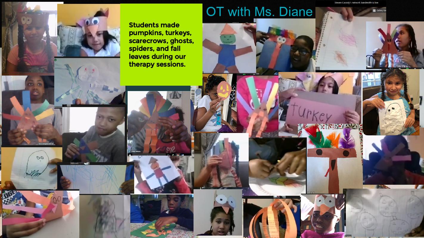 Ms. Diane the OT