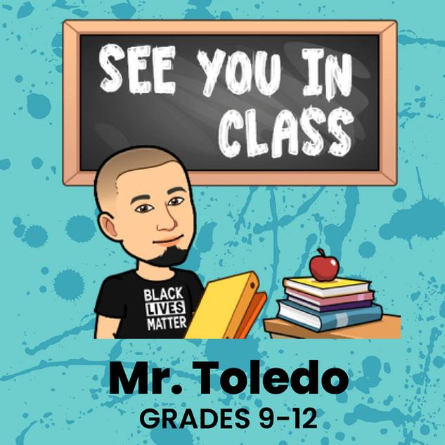 Mr. Toledo