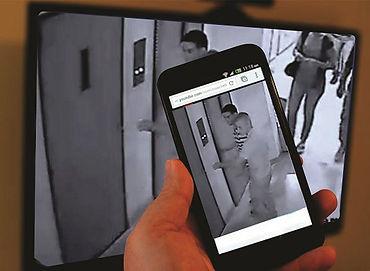 camaras desde celular