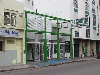 Frente local Zuntini