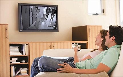 camaras desde smart tv