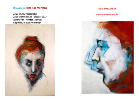 Open Atelier Rita Rae Mertens