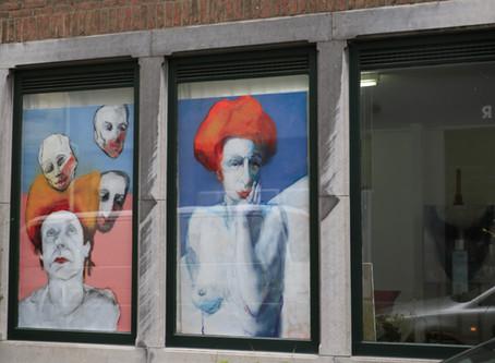 Window shopping @ Rita Rae Mertens