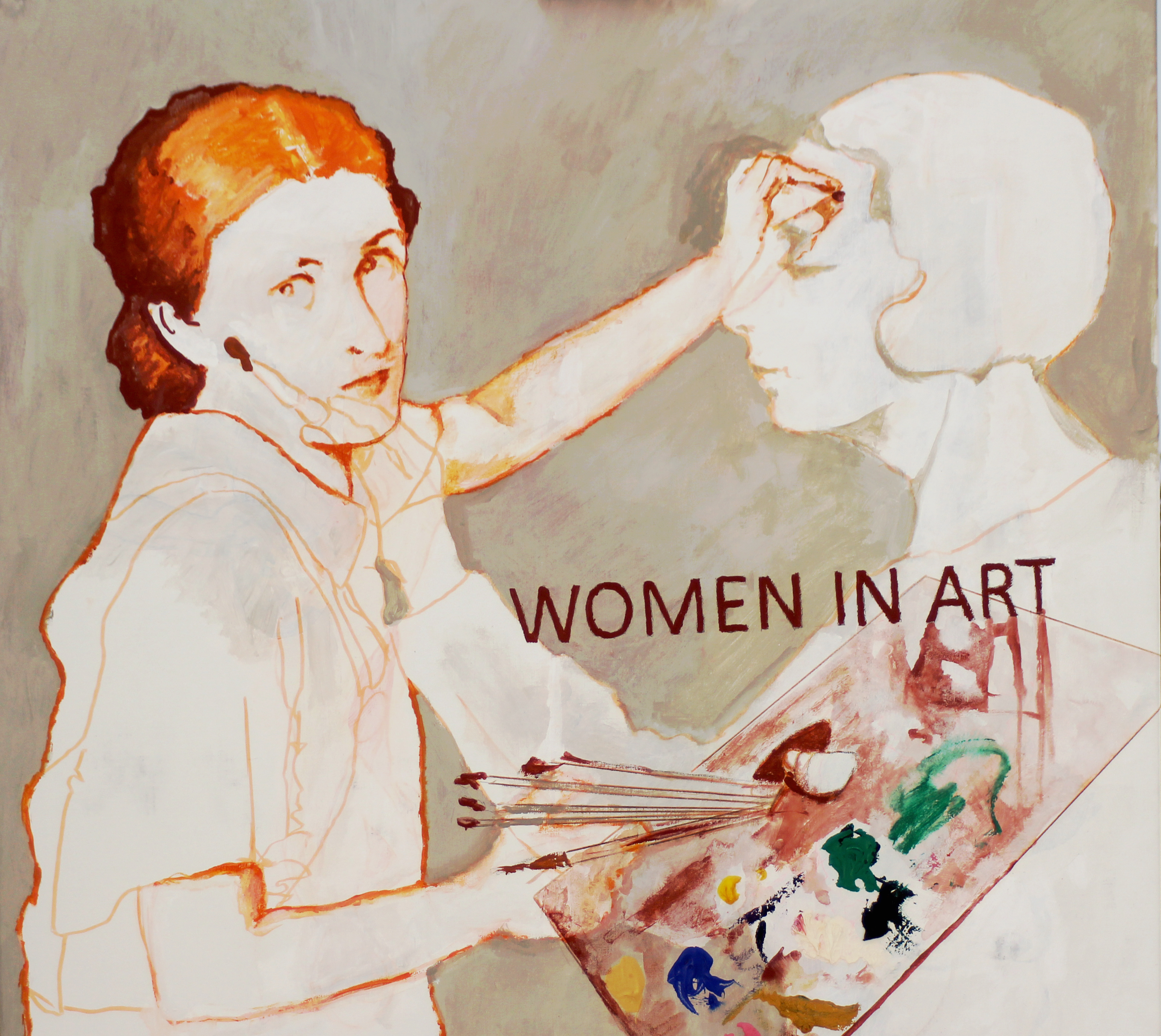 WOMEN IN ART