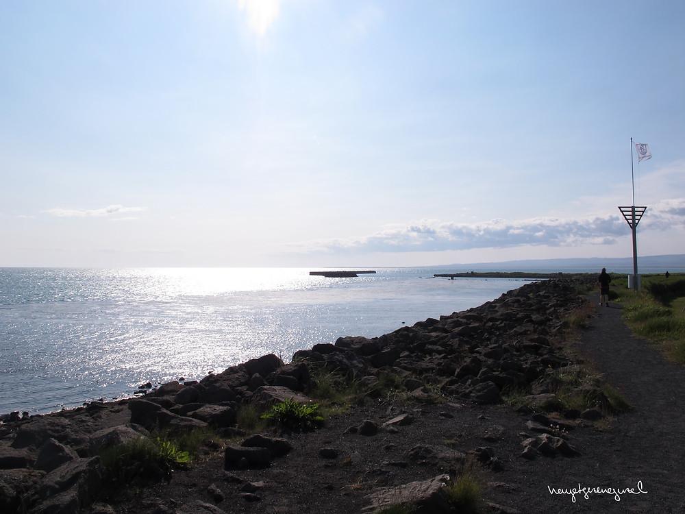 Eyrarbakki'den Atlas Okyanusu