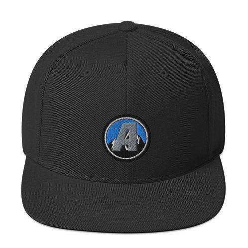 Arctic Altitude Logo Snapback Hat