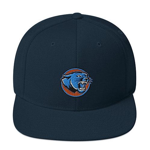 Coastal Cougars Logo Snapback Hat