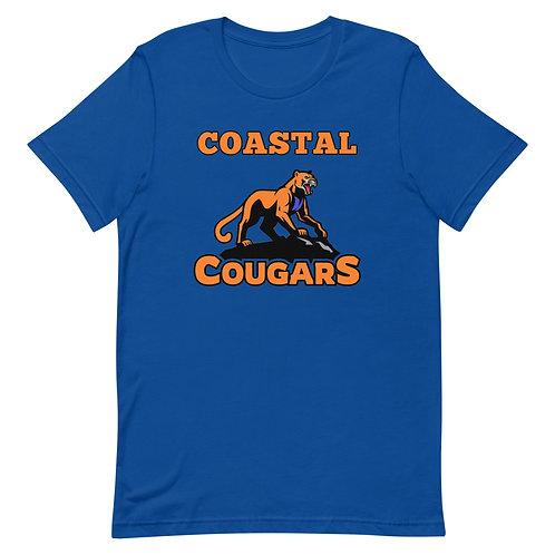 Luke Rose Coastal Cougars Jersey