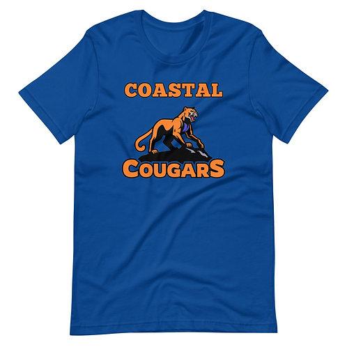 Miles Polach Coastal Cougars Jersey