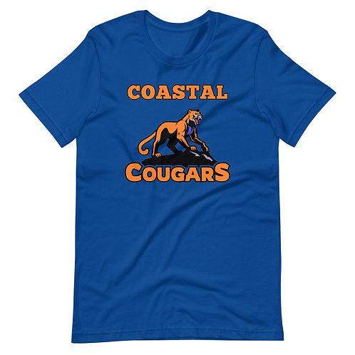 Mason Farris Coastal Cougars Jersey