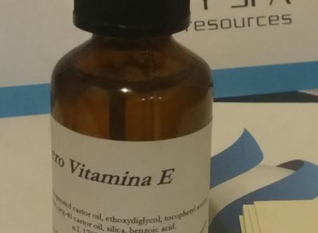 Vitamina E - Per tutti i tipi di pelle