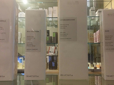 Linea di prodotti Beauty Spa - Aqualotion