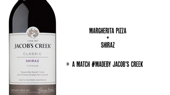 FINDING THE DISTINCTIVE for JACOB'S CREEK