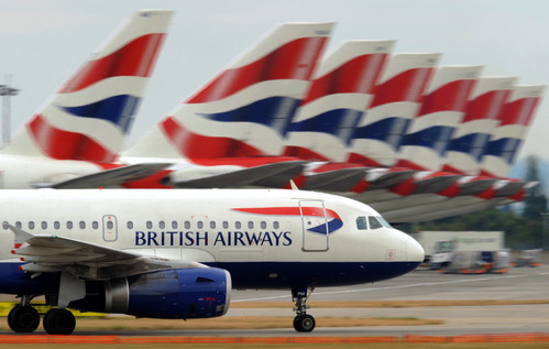 GLOBAL CAMPAIGNS FOR BRITISH AIRWAYS