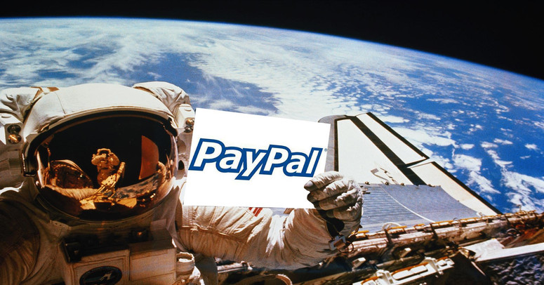 PAYPAL GOES GALACTIC