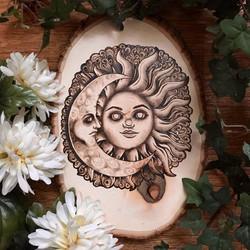 Sun & Moon Decor