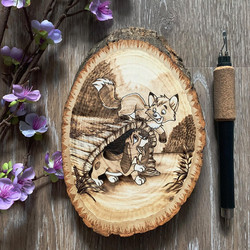 Fox & The Hound Custom