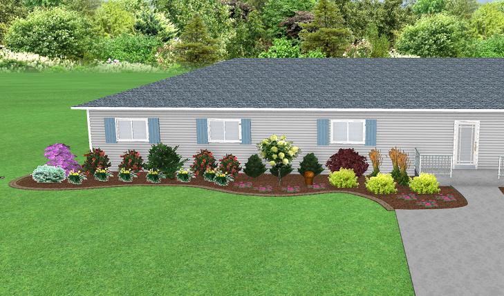 Landscape Designs | Anne's Garden Center, Dixon,Il, Freeport,Il