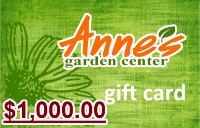 $1,000.00 Gift Card