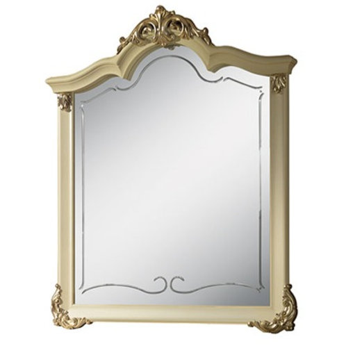 Tiziano- Mirror For 4 Drawers DresserTIZSPSPB1