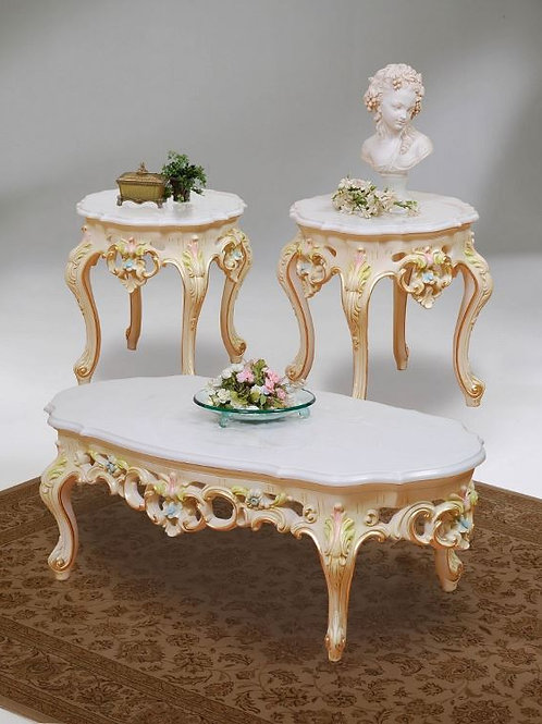 Emile Oval Tables