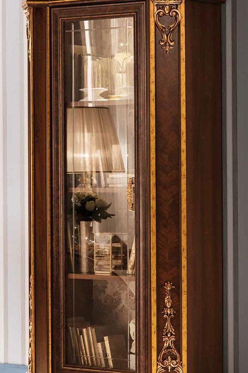 Modale 1/Door Curio Cabinet