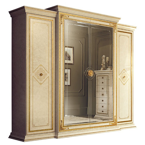 Lorenzo Large 4/Dr Armoire