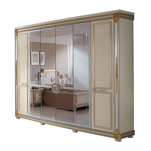 Gianni 6/Door Armoire