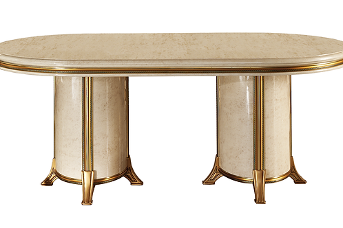 Mariella Oval Dining Table