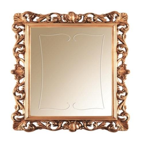Sabrina Small Gold Mirror