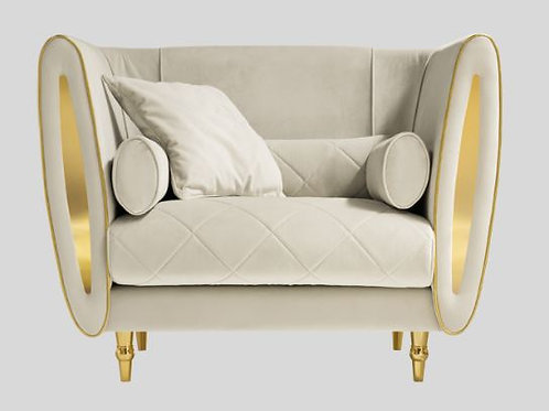 Siriano Living Room Armchair