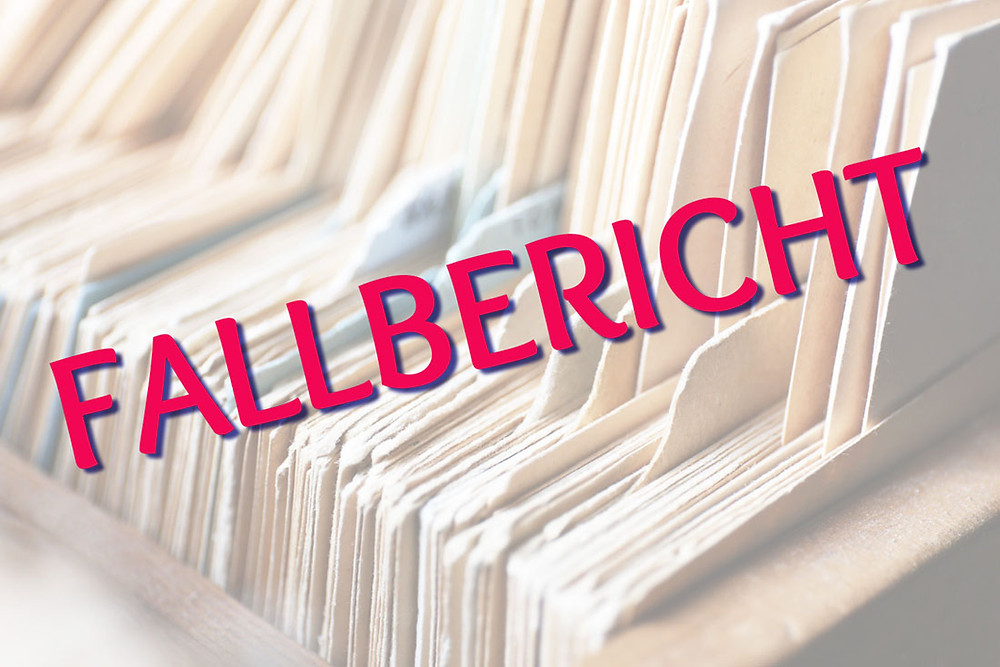 Fallbericht - Blog Angela Gehrig-Weuste, Gesundheitspraxis