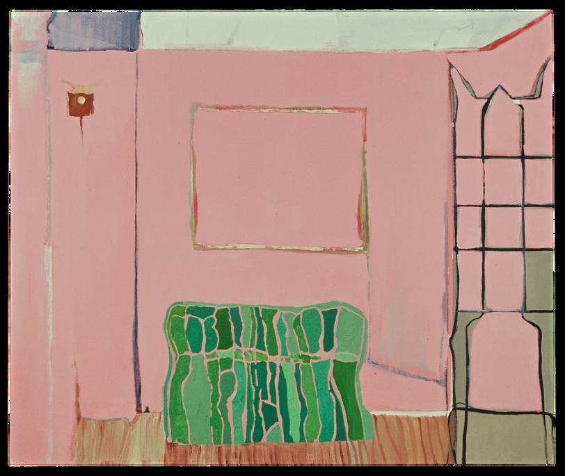 Artist's room (for Matisse), 2003