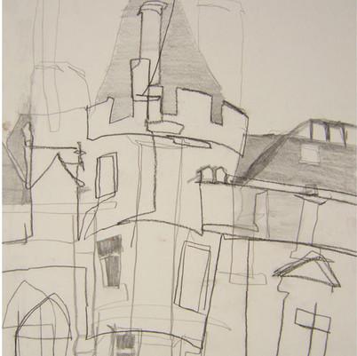 Tower, study