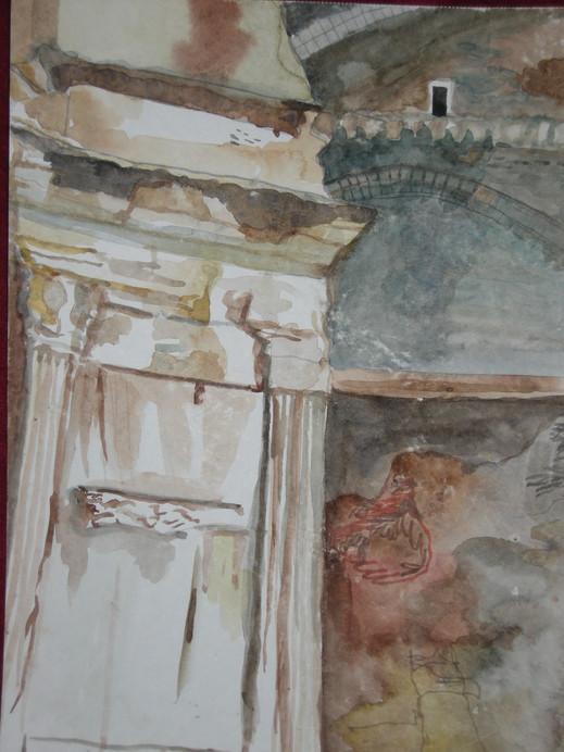 Pantheon, (study)