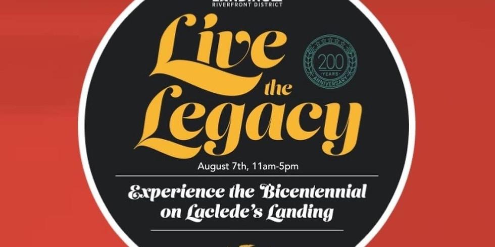 Laclede's Landing Bicentennial Event