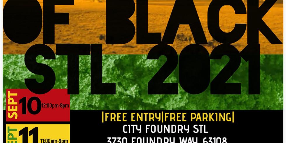Taste of Black STL 2021