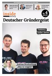Deutscher Gründergeist - E-Paper