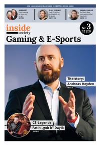 E-Paper - Gaming & E-Sports