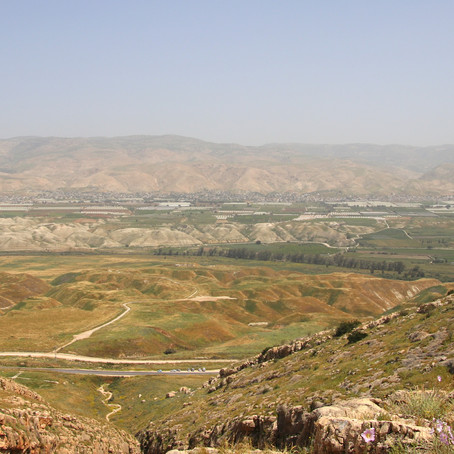 Sovereignty over the Jordan Valley is key to Israel's security