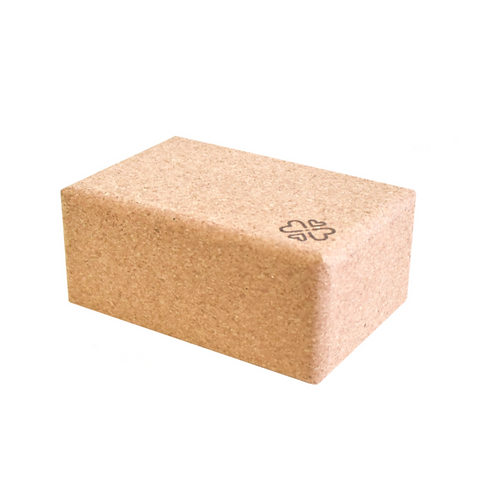 Cork Yoga Block XL Love Generation