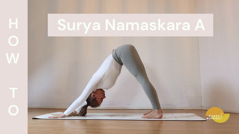How to: Surya Namaskara A