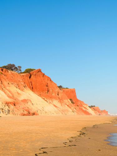 Praia da Falésia, Portugal