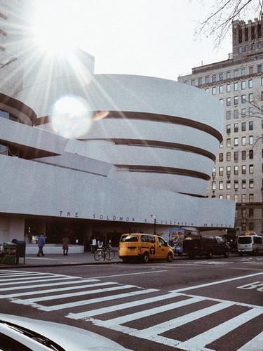 Solomon R. Guggenheim Museum, NYC