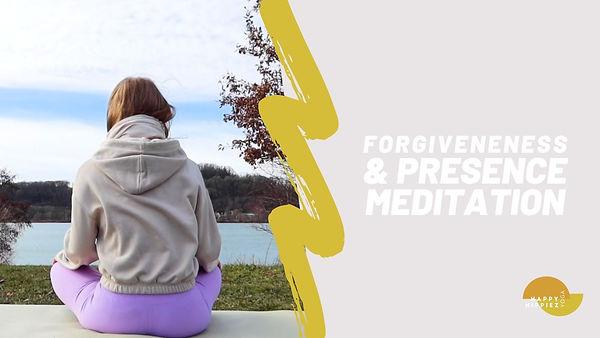 Forgiveness and presence