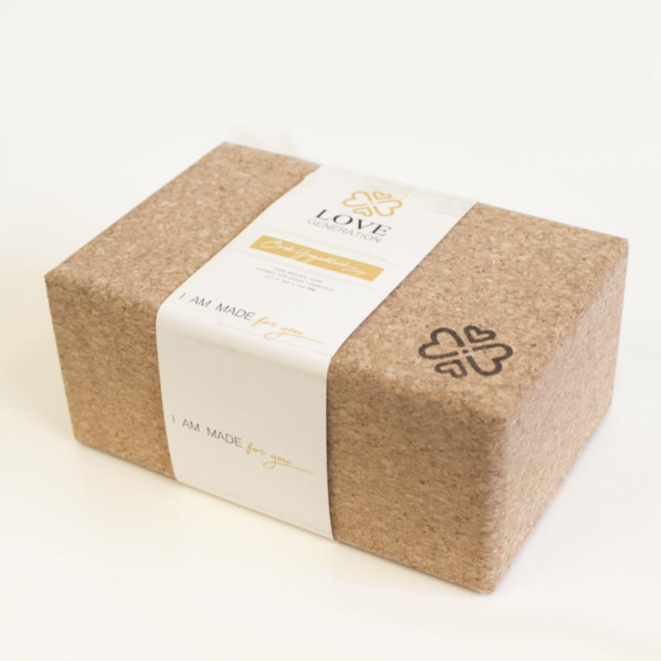 LG Cork Yogablock XL 4